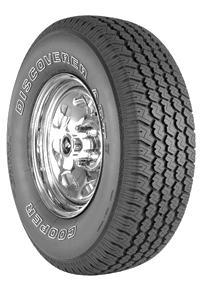 Discoverer AST II Tires